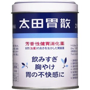 【倍!倍!ストア 誰でも+5%】【第2類医薬品】太田胃散 210g kusurino-wakaba