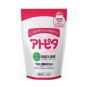 アトピタ 薬用保湿入浴剤 400g(詰め替え用)|kusurino-wakaba