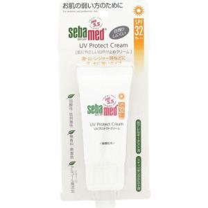 セバメド 日焼け止め UVプロテクトクリーム 30g|kusurino-wakaba
