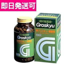グロスキュー 新グロスキュー 整腸薬 540錠/ 指定医薬部...