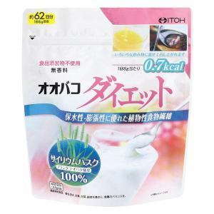 【倍!倍!ストア 誰でも+5%】井藤漢方製薬 オオバコダイエット 500g|kusurino-wakaba