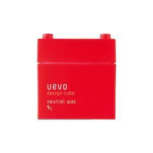 デミ ワックス ウェーボ デザインキューブ ニュートラルワックス 80g|kusurino-wakaba