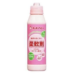 【◇】 ジェクス チュチュベビー 柔軟剤 (400mL)|kusurinofukutaro