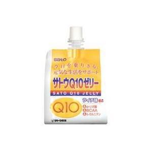 サトウ製薬 サトウQ10ゼリー 150g