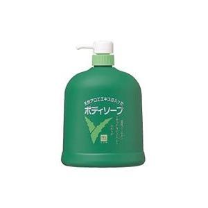 牛乳石鹸 カウブランド アロエ ボディソープ (1200ml)|kusurinofukutaro
