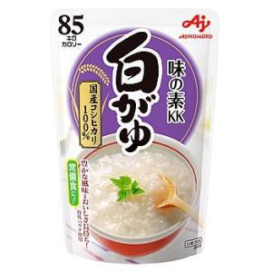 味の素 KK おかゆ 白がゆ 1人前 (250g) レトルトパウチ ※軽減税率対象商品|kusurinofukutaro