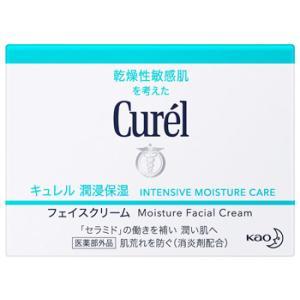 花王 乾燥性敏感肌を考えた キュレル 薬用保湿クリーム (4...