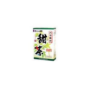 山本漢方の甜茶100% バラ科の甜茶 (3g×20バッグ) ※軽減税率対象商品