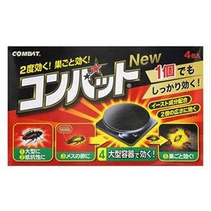 KINCHO キンチョウ コンバット (4個入) ゴキブリ|kusurinofukutaro