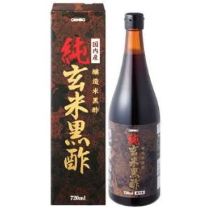 オリヒロ 純玄米 黒酢 (720mL)の関連商品7