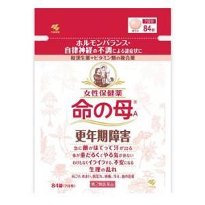 【第2類医薬品】小林製薬 女性保健薬 命の母A (84錠)