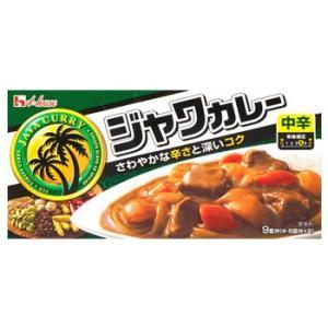 ハウス食品 ジャワカレー 中辛 9皿分 (18...の関連商品4