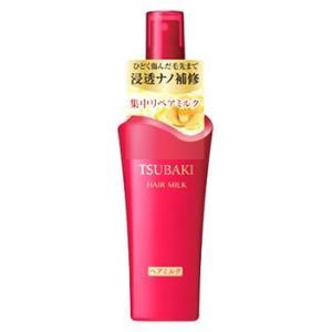 資生堂 TSUBAKI ツバキ リペアミルク (100mL) ヘアミルク|kusurinofukutaro