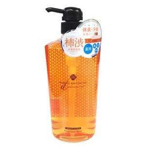 ペリカン石鹸 薬用アロマティックリキッドソープ 柿渋 (620mL)|kusurinofukutaro