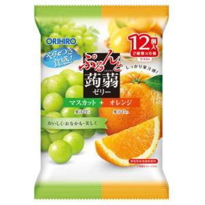 オリヒロ ぷるんと蒟蒻ゼリー パウチ マスカッ...の関連商品3