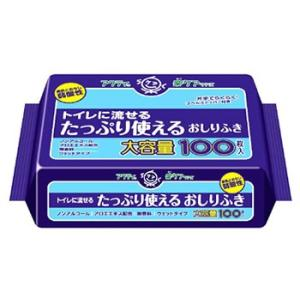 日本製紙 クレシア アクティ トイレに流せる ...の関連商品3