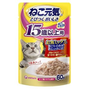 ユニチャーム ペットケア ねこ元気 総合栄養食...の関連商品6