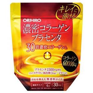 オリヒロ 濃密コラーゲンプラセンタ (120g) コラーゲン...