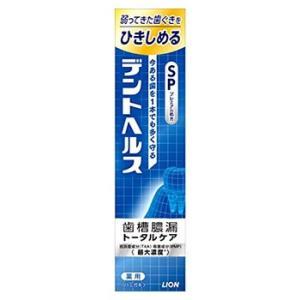 【※】 ライオン デントヘルス 薬用ハミガキ SP (120g) 医薬部外品|kusurinofukutaro