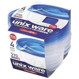アスベル ユニクスウェア 早ワザレンジ名人 丸型 M (4個) unix ware