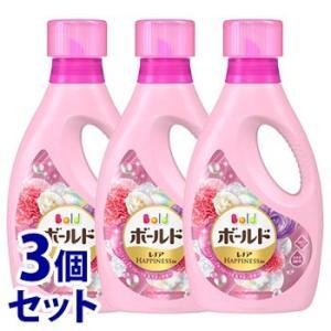数量限定 《セット販売》 P&G ボールド ジェル アロマティックフローラル&サボンの香り 本体 (850g)×3個セット 洗濯洗剤 P&G kusurinofukutaro