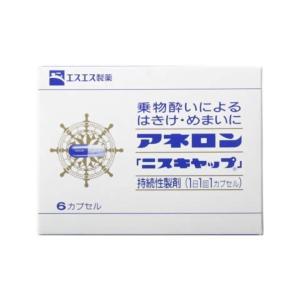 アネロン「ニスキャップ」 6カプセル(第(2)類医薬品)|kusurinohiratuka