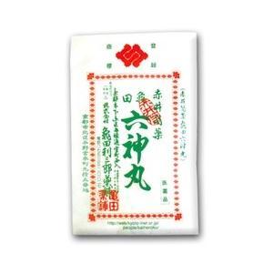 亀田 六神丸(48粒)亀田利三郎薬舗(第2類医薬品)|kusurinohiratuka