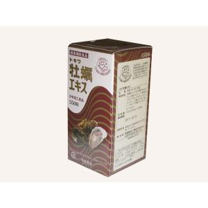 常盤牡蠣エキス 550粒 1個 トキワカキエキス 常盤薬品
