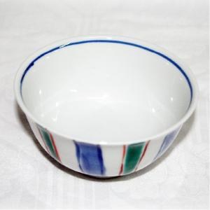 手描き 九谷焼 和洋食器 魯山人うつし 十草文様お茶碗|kutani-bitouen|02