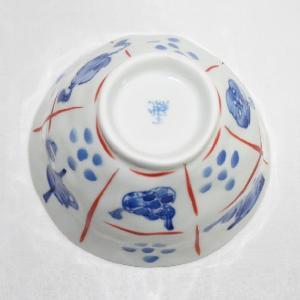 手描き 九谷焼 和洋食器 手起し道具づくし文様お茶碗|kutani-bitouen|06