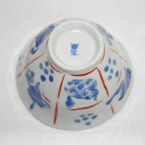 手描き 九谷焼 和洋食器 手起し道具づくし文お茶碗(小) kutani-bitouen 05