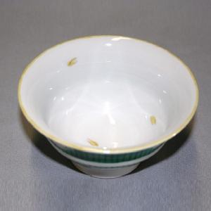 手描き 九谷焼 和洋食器 白梅文様お茶碗|kutani-bitouen|02