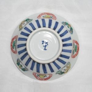 手描き 九谷焼 和洋食器 丸紋づくし文様お茶碗|kutani-bitouen|05