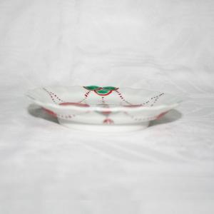手描き 九谷焼 和洋食器 赤玉文四寸皿|kutani-bitouen|04