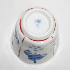 手描き 九谷焼 和洋食器 手起し道具づくし文湯呑|kutani-bitouen|06