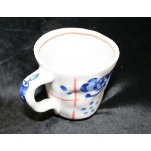 手描き 九谷焼 和洋食器 手起し道具づくし文様マグカップ|kutani-bitouen|04