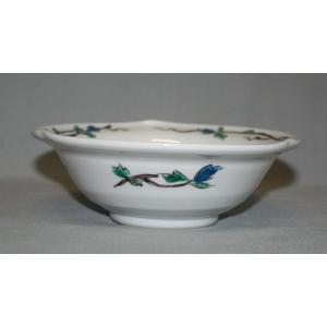 手描き 九谷焼 和洋食器  鳥文様五寸鉢|kutani-bitouen|03