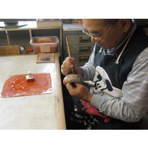 九谷焼 液だれしにくい 蓋ロック機能 磁器 手描き 豪華 ハート おしゃれ 九谷焼 醤油差し 加賀のお殿様・お姫様キブン(金花詰)|kutanihyakkaen|11