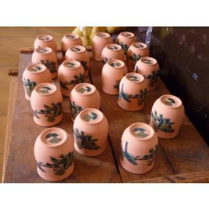 自宅で気軽に抹茶碗 和食器 九谷焼 おしゃれ 花柄 桜柄 茶の湯 茶碗 ギフト包装 九谷焼 抹茶碗 ソメイヨシノ紫塗り|kutanihyakkaen|10