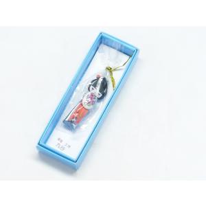 法人大量粗品 お土産 石川県 人形 花柄 日本製 ステンレス ツメキリ つめきり 九谷焼 爪切り 赤系|kutanihyakkaen