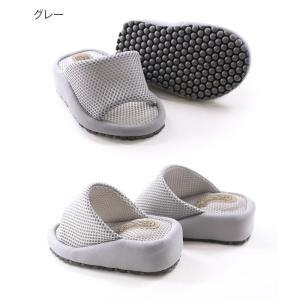 ダイエット スリッパ レディース 靴 Su Su COOL HEALTH|kutsu-nishimura|11