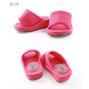 ダイエット スリッパ レディース 靴 Su Su COOL HEALTH|kutsu-nishimura|10