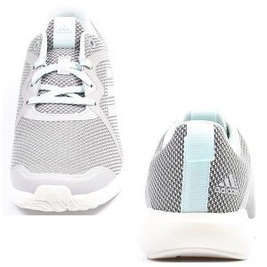 アディダス スニーカー レディース キッズ ジュニア 靴 女性 子供 女の子 ローカット 快適 軽量 adidas FortaRun X 2 K|kutsu-nishimura|07