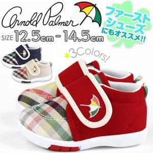 スニーカー ローカット 子供 キッズ ベビー 靴 Arnold Palmer AP0160 アーノルドパーマー|kutsu-nishimura