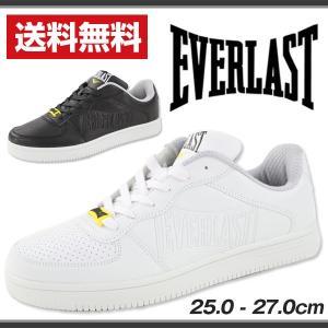 スニーカー ローカット メンズ 靴 EVERLAST ELM0004
