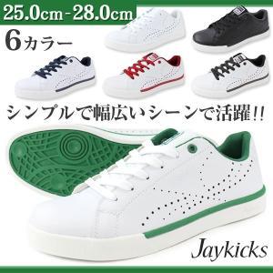 スニーカー ローカット メンズ 靴 Jay kicks JK-505|kutsu-nishimura