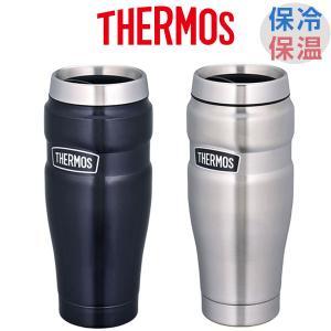 真空断熱タンブラー サーモス THERMOS ROD-001 真空断熱構造 保温 保冷 結露しにくい...