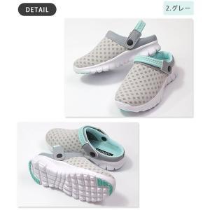 サンダル クロッグ レディース ジュニア 靴 XSTREET XST-6033|kutsu-nishimura|10