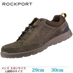ROCKPORT ロックポート カジュアルシューズ 29cm 30cm RYDLEY LACE UP メンズ 大きいサイズ CG8395|kutsunohikari