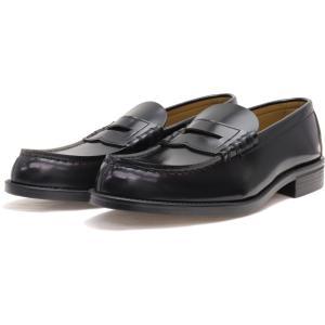 HARUTA  ビジネスシューズ 28.5cm 29cm 30cm キングサイズ 学生靴の定番 メンズ 大きいサイズ 6550 K BLACK (ブラック)|kutsunohikari